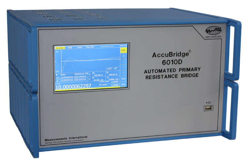 6010D Resistance Bridge