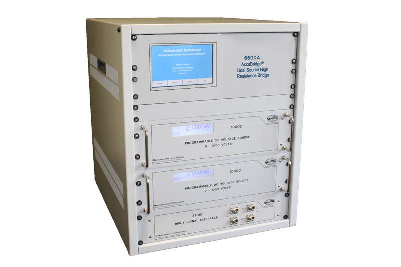 6600A Resistance Meter
