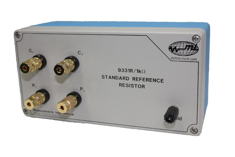 9331R Standard Reference Resistor