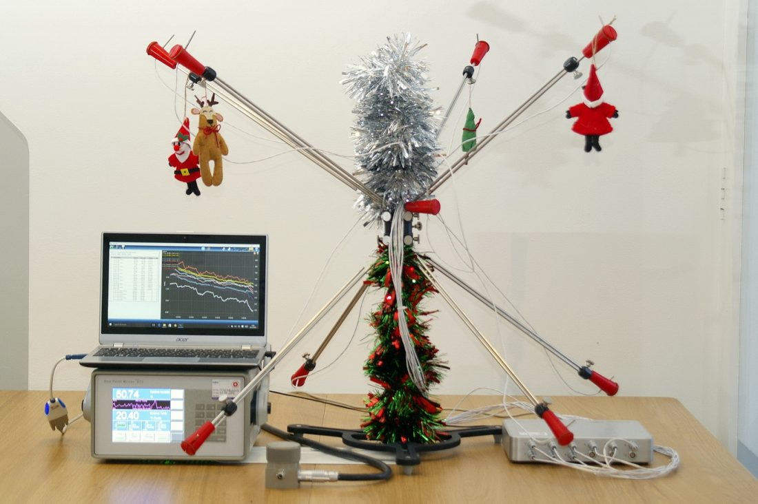 Qrometric Christmas Image