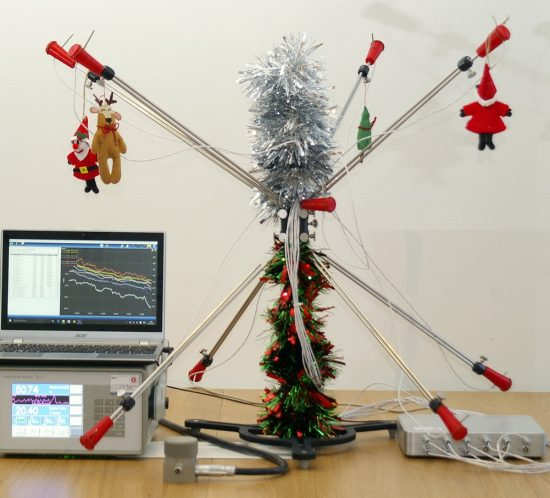 Qrometric Christmas Image